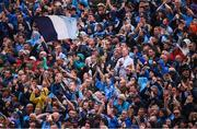 10 August 2019; Dublin supporters applaud the introduction of Diarmuid Connolly of Dublin during the GAA Football All-Ireland Senior Championship Semi-Final match between Dublin and Mayo at Croke Park in Dublin. Photo by Stephen McCarthy/Sportsfile