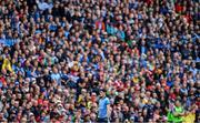 10 August 2019; Diarmuid Connolly of Dublin during the GAA Football All-Ireland Senior Championship Semi-Final match between Dublin and Mayo at Croke Park in Dublin. Photo by Piaras Ó Mídheach/Sportsfile