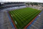 11 August 2019; A general view of Croke Park prior to the GAA Football All-Ireland Senior Championship Semi-Final match between Kerry and Tyrone at Croke Park in Dublin. Photo by Stephen McCarthy/Sportsfile
