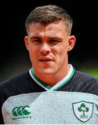10 August 2019; Garry Ringrose of Ireland prior to the Guinness Summer Series 2019 match between Ireland and Italy at the Aviva Stadium in Dublin. Photo by Brendan Moran/Sportsfile