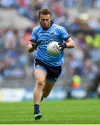 10 August 2019; Jack McCaffrey of Dublin during the GAA Football All-Ireland Senior Championship Semi-Final match between Dublin and Mayo at Croke Park in Dublin. Photo by Ramsey Cardy/Sportsfile