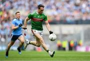10 August 2019; Patrick Durcan of Mayo during the GAA Football All-Ireland Senior Championship Semi-Final match between Dublin and Mayo at Croke Park in Dublin. Photo by Ramsey Cardy/Sportsfile