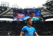 10 August 2019; Ciarán Kilkenny of Dublin prior to the GAA Football All-Ireland Senior Championship Semi-Final match between Dublin and Mayo at Croke Park in Dublin. Photo by Stephen McCarthy/Sportsfile