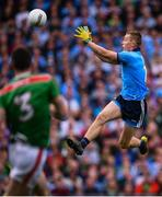 10 August 2019; Con O'Callaghan of Dublin during the GAA Football All-Ireland Senior Championship Semi-Final match between Dublin and Mayo at Croke Park in Dublin. Photo by Stephen McCarthy/Sportsfile