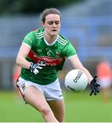 10 August 2019; Ciara McManamon of Mayo during the TG4 All-Ireland Ladies Football Senior Championship Quarter-Final match between Mayo and Armagh at Glennon Brothers Pearse Park in Longford. Photo by Matt Browne/Sportsfile