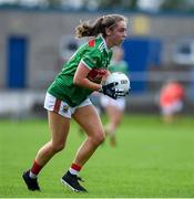 10 August 2019; Sinead Cafferky of Mayo during the TG4 All-Ireland Ladies Football Senior Championship Quarter-Final match between Mayo and Armagh at Glennon Brothers Pearse Park in Longford. Photo by Matt Browne/Sportsfile