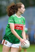 10 August 2019; Ciara Whyte of Mayo during the TG4 All-Ireland Ladies Football Senior Championship Quarter-Final match between Mayo and Armagh at Glennon Brothers Pearse Park in Longford. Photo by Matt Browne/Sportsfile