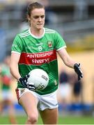 10 August 2019; Clodagh McManamon of Mayo during the TG4 All-Ireland Ladies Football Senior Championship Quarter-Final match between Mayo and Armagh at Glennon Brothers Pearse Park in Longford. Photo by Matt Browne/Sportsfile