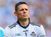 10 August 2019; Stephen Cluxton of Dublin ahead of the GAA Football All-Ireland Senior Championship Semi-Final match between Dublin and Mayo at Croke Park in Dublin. Photo by Ramsey Cardy/Sportsfile