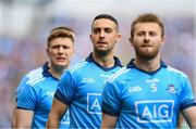 10 August 2019; James McCarthy of Dublin ahead of the GAA Football All-Ireland Senior Championship Semi-Final match between Dublin and Mayo at Croke Park in Dublin. Photo by Ramsey Cardy/Sportsfile