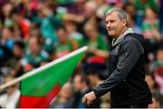 10 August 2019; Mayo manager James Horan ahead of the GAA Football All-Ireland Senior Championship Semi-Final match between Dublin and Mayo at Croke Park in Dublin. Photo by Ramsey Cardy/Sportsfile