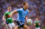 10 August 2019; Michael Fitzsimons of Dublin during the GAA Football All-Ireland Senior Championship Semi-Final match between Dublin and Mayo at Croke Park in Dublin. Photo by Stephen McCarthy/Sportsfile