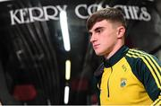 11 August 2019; Seán O'Shea of Kerry arrives prior to the GAA Football All-Ireland Senior Championship Semi-Final match between Kerry and Tyrone at Croke Park in Dublin. Photo by Stephen McCarthy/Sportsfile