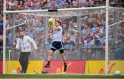 10 August 2019; Stephen Cluxton of Dublin during the GAA Football All-Ireland Senior Championship Semi-Final match between Dublin and Mayo at Croke Park in Dublin. Photo by Stephen McCarthy/Sportsfile