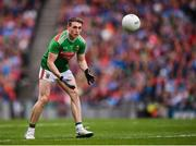 10 August 2019; Patrick Durcan of Mayo during the GAA Football All-Ireland Senior Championship Semi-Final match between Dublin and Mayo at Croke Park in Dublin. Photo by Stephen McCarthy/Sportsfile