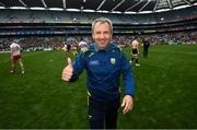 11 August 2019; Kerry manager Peter Keane following the GAA Football All-Ireland Senior Championship Semi-Final match between Kerry and Tyrone at Croke Park in Dublin. Photo by Stephen McCarthy/Sportsfile