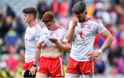 11 August 2019; Mattie Donnelly of Tyrone after the GAA Football All-Ireland Senior Championship Semi-Final match between Kerry and Tyrone at Croke Park in Dublin. Photo by Brendan Moran/Sportsfile