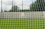 11 August 2019; A general view of the new 'Community Park' pitch at the launch of Community Credit Union's 10-year sponsorship of the new 'Community Park' pitch at Naomh Fionnbarra GAA Club in Cabra, Dublin, marking the first day of Naomh Fionnbarra's Festival Week 2019. Photo by Harry Murphy/Sportsfile