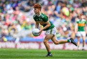 11 August 2019; Dylan O'Callaghan of Kerry during the Electric Ireland GAA Football All-Ireland Minor Championship Semi-Final match between Kerry and Galway at Croke Park in Dublin. Photo by Brendan Moran/Sportsfile