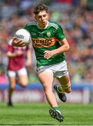 11 August 2019; Dylan Geaney of Kerry during the Electric Ireland GAA Football All-Ireland Minor Championship Semi-Final match between Kerry and Galway at Croke Park in Dublin. Photo by Brendan Moran/Sportsfile