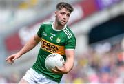 11 August 2019; Jack O'Connor of Kerry during the Electric Ireland GAA Football All-Ireland Minor Championship Semi-Final match between Kerry and Galway at Croke Park in Dublin. Photo by Brendan Moran/Sportsfile
