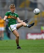 11 August 2019; Killian Spillane of Kerry during the GAA Football All-Ireland Senior Championship Semi-Final match between Kerry and Tyrone at Croke Park in Dublin. Photo by Piaras Ó Mídheach/Sportsfile