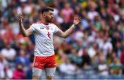 11 August 2019; Mattie Donnelly of Tyrone the GAA Football All-Ireland Senior Championship Semi-Final match between Kerry and Tyrone at Croke Park in Dublin. Photo by Piaras Ó Mídheach/Sportsfile