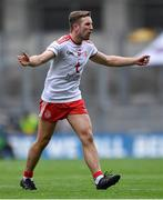 11 August 2019; Niall Sludden of Tyrone during the GAA Football All-Ireland Senior Championship Semi-Final match between Kerry and Tyrone at Croke Park in Dublin. Photo by Piaras Ó Mídheach/Sportsfile