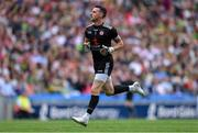 11 August 2019; Niall Morgan of Tyrone during the GAA Football All-Ireland Senior Championship Semi-Final match between Kerry and Tyrone at Croke Park in Dublin. Photo by Piaras Ó Mídheach/Sportsfile