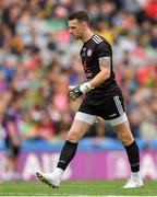 11 August 2019; Niall Morgan of Tyrone during the GAA Football All-Ireland Senior Championship Semi-Final match between Kerry and Tyrone at Croke Park in Dublin. Photo by Eóin Noonan/Sportsfile
