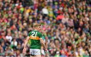 11 August 2019; Tommy Walsh of Kerry during the GAA Football All-Ireland Senior Championship Semi-Final match between Kerry and Tyrone at Croke Park in Dublin. Photo by Eóin Noonan/Sportsfile