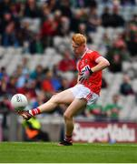 10 August 2019; Jack Cahalane of Cork during the Electric Ireland GAA Football All-Ireland Minor Championship Semi-Final match between Cork and Mayo at Croke Park in Dublin. Photo by Sam Barnes/Sportsfile