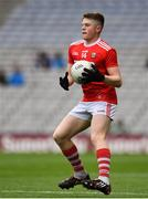 10 August 2019; Patrick Campbell of Cork during the Electric Ireland GAA Football All-Ireland Minor Championship Semi-Final match between Cork and Mayo at Croke Park in Dublin. Photo by Sam Barnes/Sportsfile