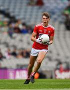 10 August 2019; Darragh Cashman of Cork during the Electric Ireland GAA Football All-Ireland Minor Championship Semi-Final match between Cork and Mayo at Croke Park in Dublin. Photo by Sam Barnes/Sportsfile