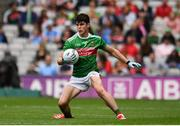 10 August 2019; Eoin Gilraine of Mayo during the Electric Ireland GAA Football All-Ireland Minor Championship Semi-Final match between Cork and Mayo at Croke Park in Dublin. Photo by Sam Barnes/Sportsfile