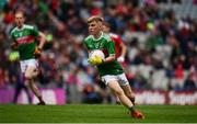 10 August 2019; Paul Walsh of Mayo during the Electric Ireland GAA Football All-Ireland Minor Championship Semi-Final match between Cork and Mayo at Croke Park in Dublin. Photo by Sam Barnes/Sportsfile