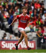 10 August 2019; Daniel Peet of Cork during the Electric Ireland GAA Football All-Ireland Minor Championship Semi-Final match between Cork and Mayo at Croke Park in Dublin. Photo by Sam Barnes/Sportsfile