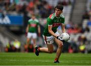 10 August 2019; Mark Tighe of Mayo during the Electric Ireland GAA Football All-Ireland Minor Championship Semi-Final match between Cork and Mayo at Croke Park in Dublin. Photo by Sam Barnes/Sportsfile