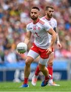 11 August 2019; Pádraig Hampsey of Tyrone during the GAA Football All-Ireland Senior Championship Semi-Final match between Kerry and Tyrone at Croke Park in Dublin. Photo by Ramsey Cardy/Sportsfile