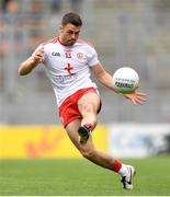 11 August 2019; Darren McCurry of Tyrone during the GAA Football All-Ireland Senior Championship Semi-Final match between Kerry and Tyrone at Croke Park in Dublin. Photo by Ramsey Cardy/Sportsfile