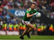 10 August 2019; Tom Parsons of Mayo during the GAA Football All-Ireland Senior Championship Semi-Final match between Dublin and Mayo at Croke Park in Dublin. Photo by Sam Barnes/Sportsfile