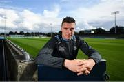 12 August 2019; Paddy Andrews poses for a portrait following a Dublin Football All-Ireland Final Press Conference at Parnell Park in Dublin. Photo by David Fitzgerald/Sportsfile