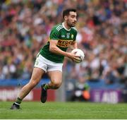 11 August 2019; Jack Sherwood of Kerry during the GAA Football All-Ireland Senior Championship Semi-Final match between Kerry and Tyrone at Croke Park in Dublin. Photo by Ray McManus/Sportsfile