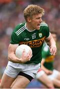 11 August 2019; Tommy Walsh of Kerry during the GAA Football All-Ireland Senior Championship Semi-Final match between Kerry and Tyrone at Croke Park in Dublin. Photo by Ray McManus/Sportsfile