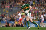 11 August 2019; David Moran of Kerry during the GAA Football All-Ireland Senior Championship Semi-Final match between Kerry and Tyrone at Croke Park in Dublin. Photo by Ray McManus/Sportsfile