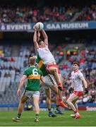 11 August 2019; Colm Cavanagh of Tyrone and Paul Geaney of Kerry during the GAA Football All-Ireland Senior Championship Semi-Final match between Kerry and Tyrone at Croke Park in Dublin. Photo by Stephen McCarthy/Sportsfile