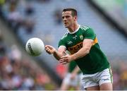 11 August 2019; Shane Enright of Kerry during the GAA Football All-Ireland Senior Championship Semi-Final match between Kerry and Tyrone at Croke Park in Dublin. Photo by Stephen McCarthy/Sportsfile
