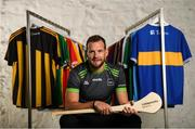 13 August 2019; Style icon and hurling legend Jackie Tyrrell has collaborated with Littlewoods Ireland to design a bespoke O'Neills jersey ahead of the 2019 All-Ireland Hurling Final. The jersey is to celebrate the launch of a range of official GAA county jerseys available on LittlewoodsIreland.ie in partnership with the GAA and O'Neills. Photo by Ramsey Cardy/Sportsfile