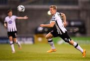 13 August 2019; John Mountney of Dundalk during the UEFA Europa League 3rd Qualifying Round 2nd Leg match between Dundalk and SK Slovan Bratislava at Tallaght Stadium in Tallaght, Dublin. Photo by Stephen McCarthy/Sportsfile