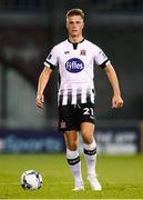 13 August 2019; Daniel Cleary of Dundalk during the UEFA Europa League 3rd Qualifying Round 2nd Leg match between Dundalk and SK Slovan Bratislava at Tallaght Stadium in Tallaght, Dublin. Photo by Stephen McCarthy/Sportsfile